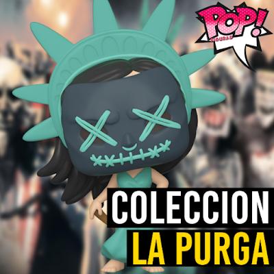 Lista de figuras funko pop de Funko La purga