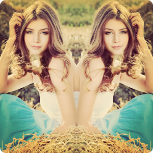 تطبيق Mirror PhotoEditor&Collage