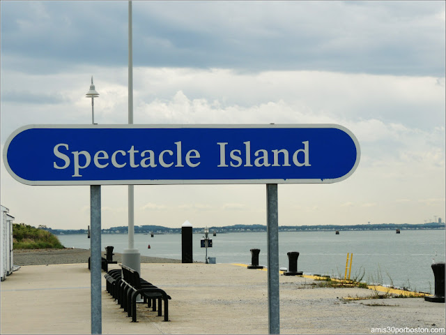 Boston Harbor Islands: Spectacle Island