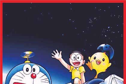 66 Gambar Kartun Doraemon (3D, Lucu, Sedih, Bahagia, Jatuh Cinta, Terbang, Terbaru, dll)