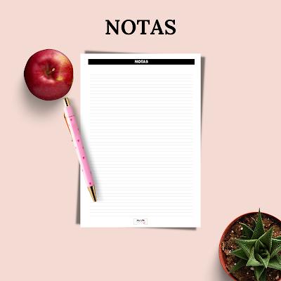 diario, planificador, runners, deporte, pdf, A4, descargar, hábitos saludables