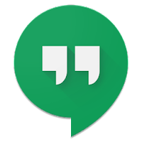 hangout for ios