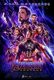 Avengers: Endgame (2019) Full Movie Download Hindi 480p