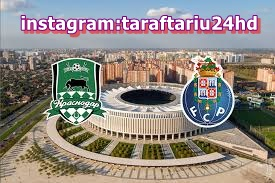 Krasnodar - Porto maci canli izle, match live streamig