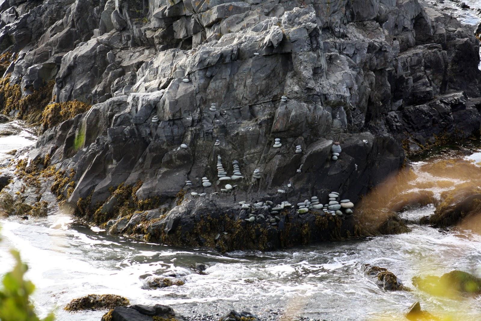 rock balancing, rock stacking, stone stacking, stone balancing