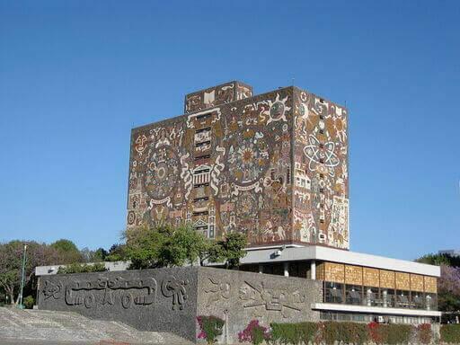 Biblioteca Central UNAM | BIBLIOTECA CENTRAL DE LA UNIVERSIDAD NACIONAL AUTÓNOMA DE MÉXICO
