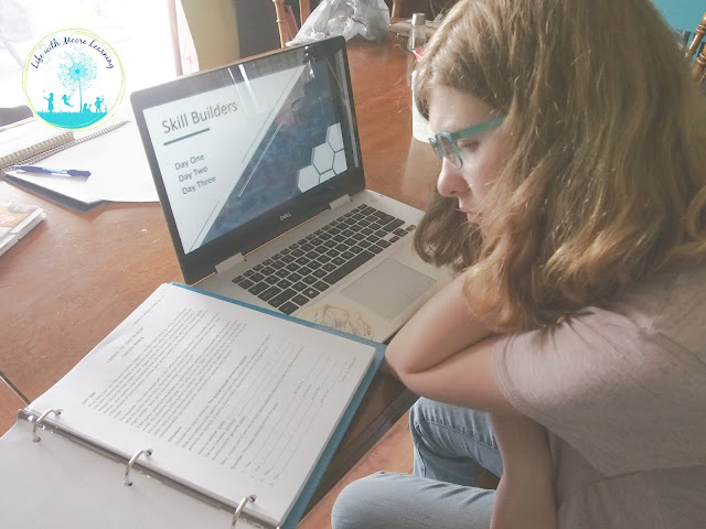 WriteShop I video course for homeschool