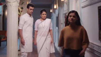 """<img src=""""Vedika Arrested.png"""" alt=""""Vedika Is Arrested And Pregnant, Prachi Humiliates Arya- Age Is Just A Number."""">"""