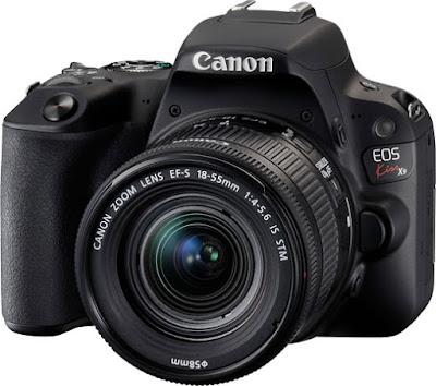 Canon EOS Kiss X9 DSLRダウンロードフルドライバー