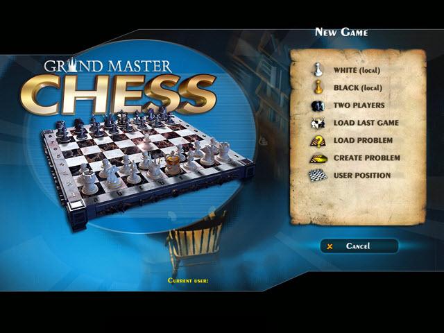 تحميل لعبة الشطرنج Grand Master Chess 3 كاملة للكمبيوتر