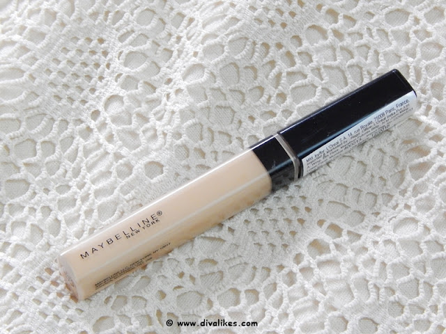 Maybelline New York Fit Me Concealer 20 Sand Review
