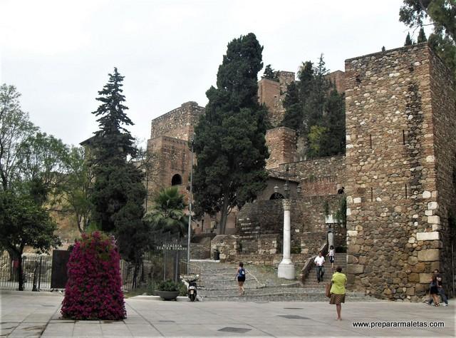 visitar la ciudad de Málaga en un día