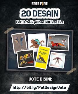 Pet Vote Free Fire