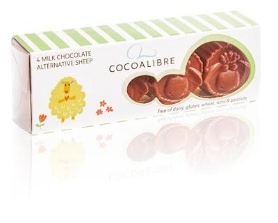 Milk Chocolate Sheep, Cocoa Libre - £1.89