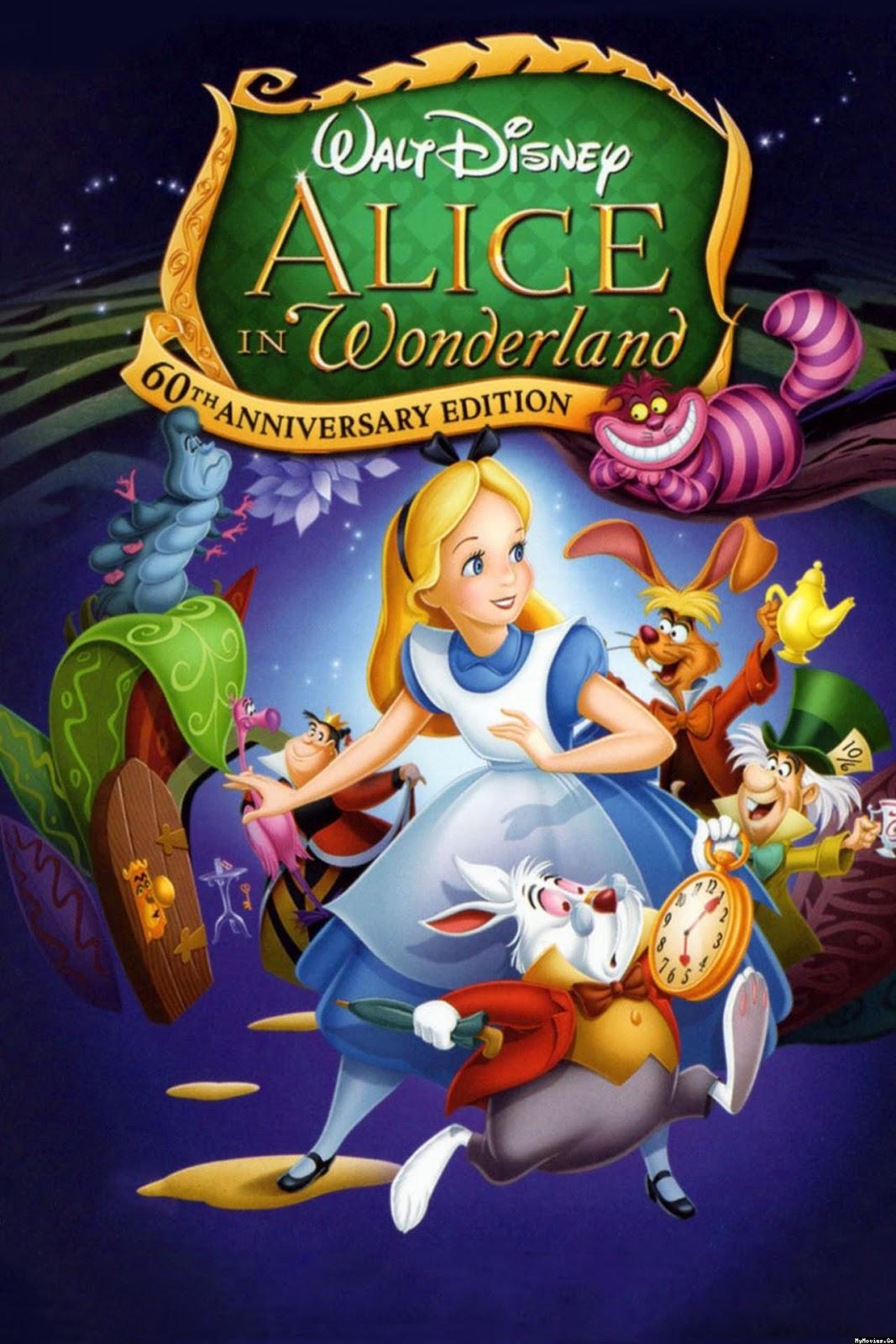 Alice no País das Maravilhas - HD 720p