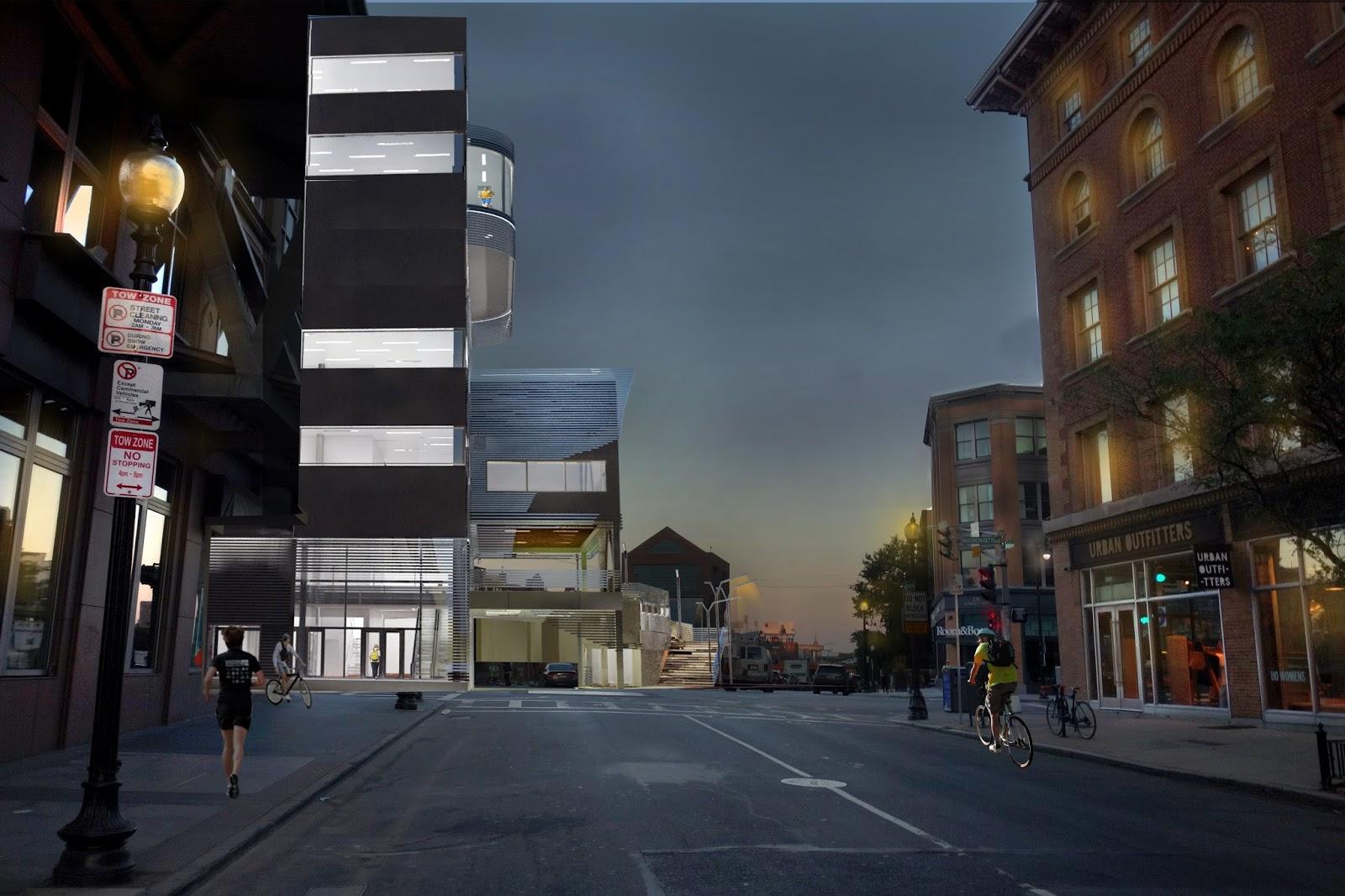 Boston Architectural College Studio4 Project (Academic Project)