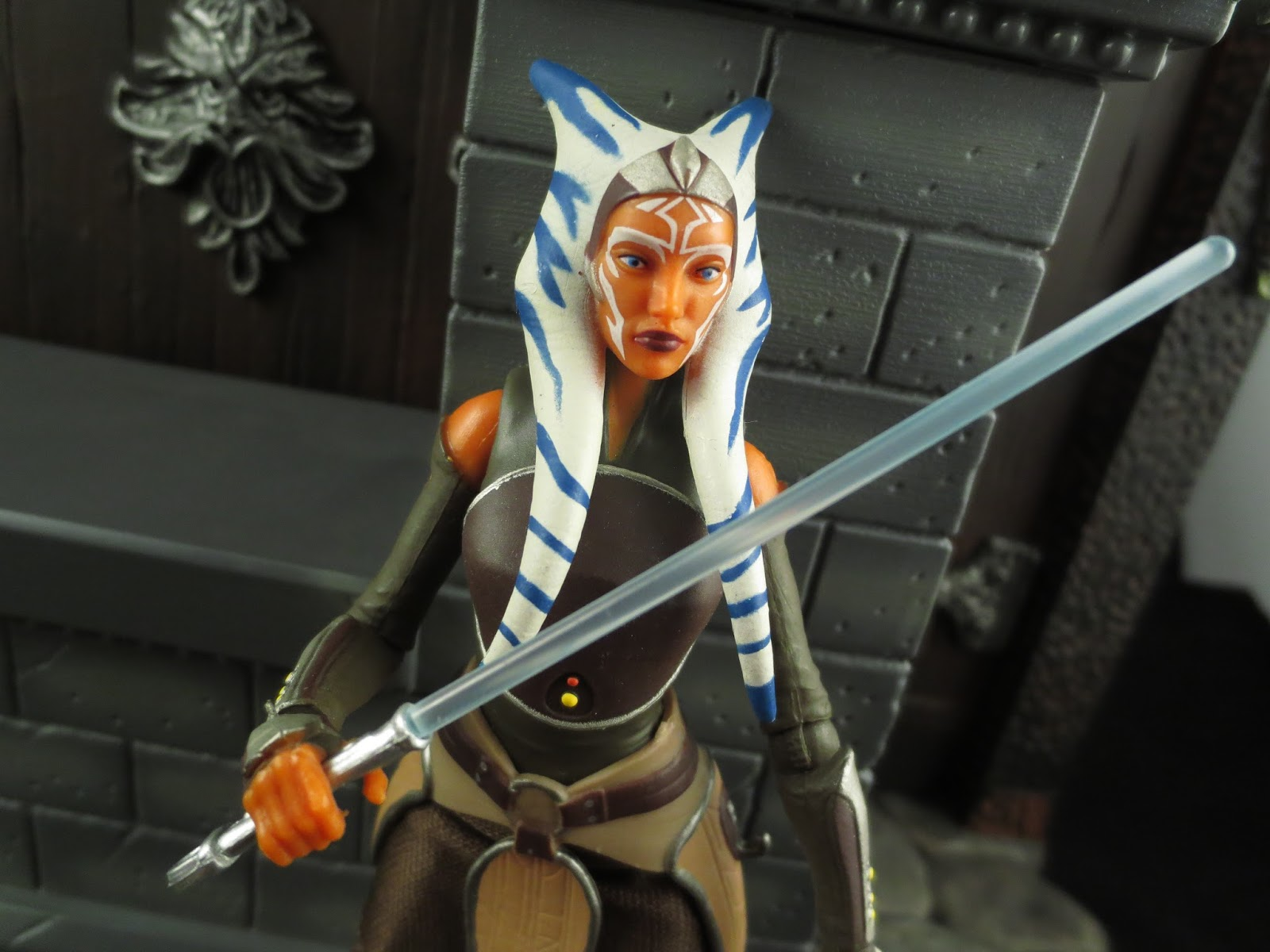 Action Figure Barbecue: Action Figure Review: Ahsoka Tano