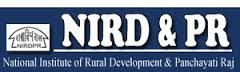 NIRD & PR Recruitment 2016
