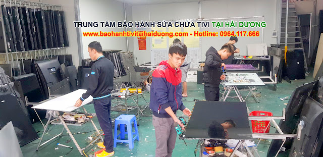 Trung tâm bảo hành & Sửa chữa tivi