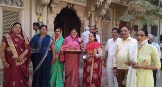 अयोध्यापुरम से आरम्भ छःरिपालक यात्रा संघ का ऐतिहासिक मंगल प्रवेष पालीताण तीर्थ में हुआ