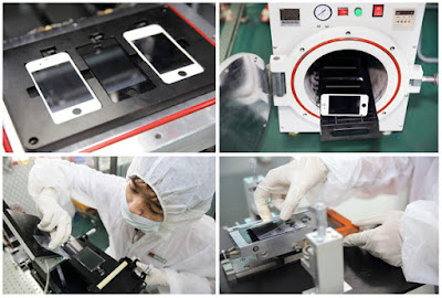 Thay mat kịnh Samsung Note 2 gia re
