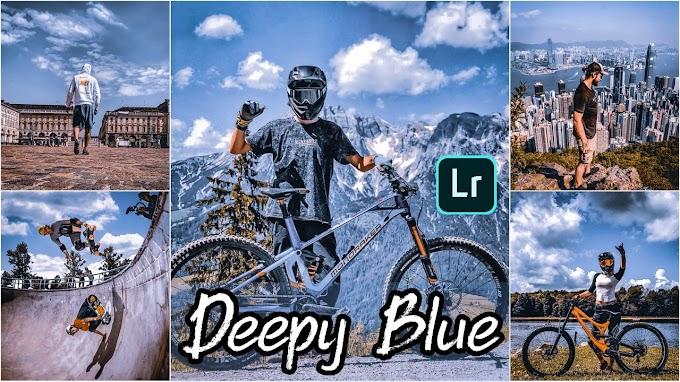 Deepy Blue Lightroom Presets Free