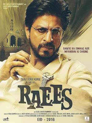 Download Raees (2017) Full Movie 480p / 720p