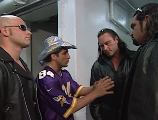 WCW Mayhem 2000 - The Boogie Knights struck a deal with Kronik to get their help
