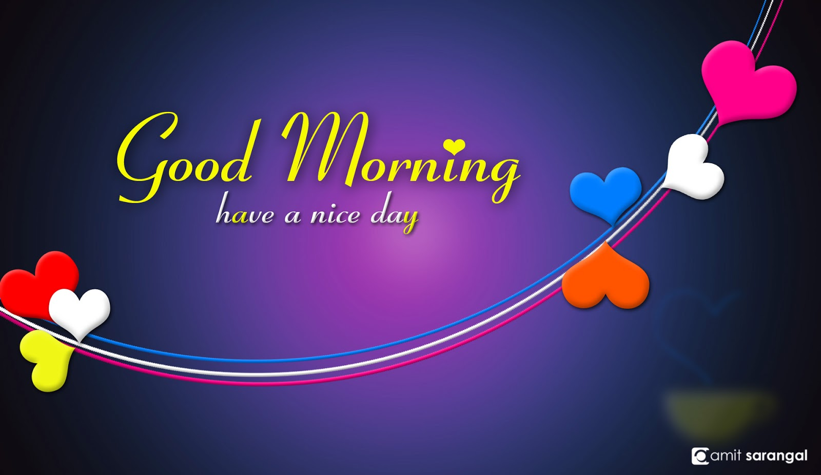 Contact US >> Good Morning 1 | Amit Sarangal