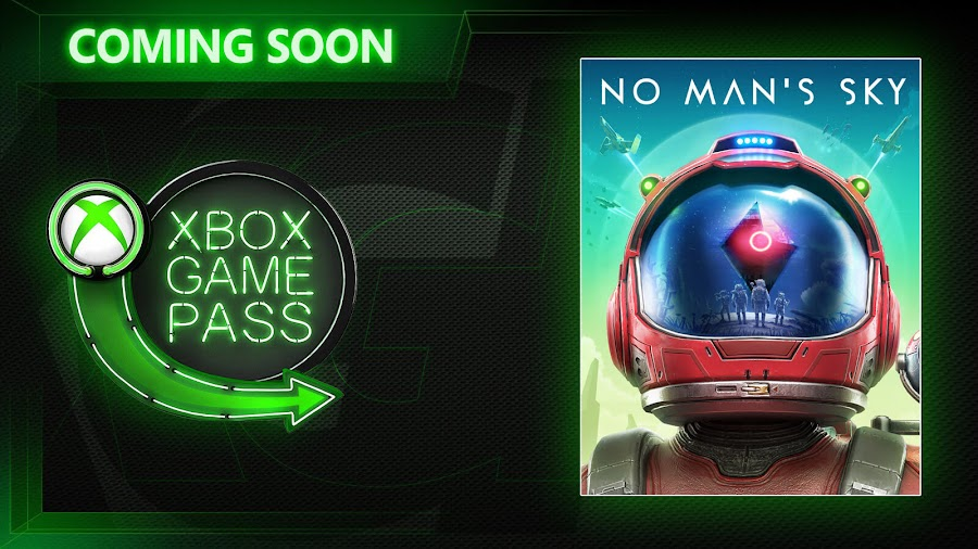xbox game pass no man's sky game pc xb1 2020 hello games