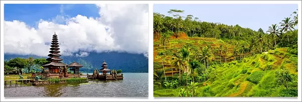 best places in Bali.