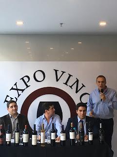 Expo Vino 2017 - Preparen sus copas.