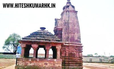 सहसपुर का प्राचीन हनुमान मंदिर, बेमेतरा