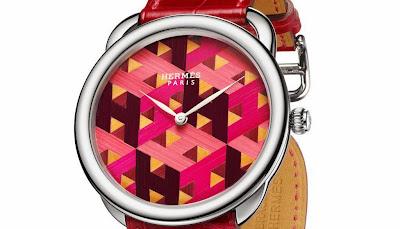 Hermès Arceau H Cube Limited Edition watch