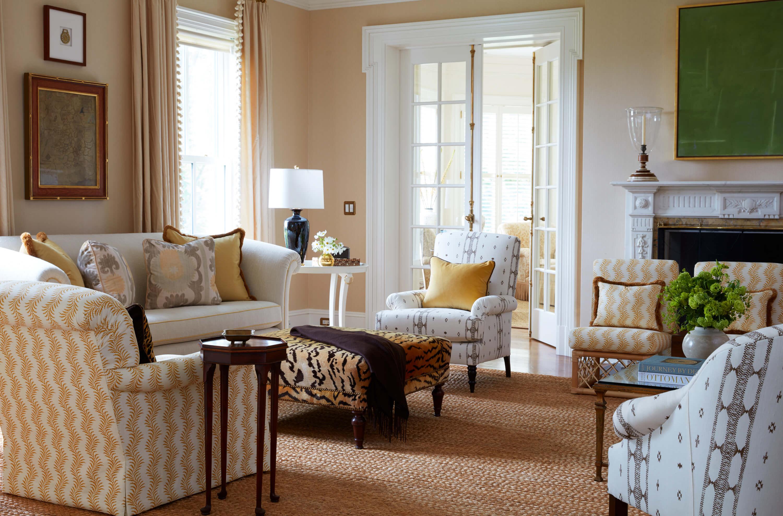 Décor Inspiration: A Beautiful Greenwich Estate by Sarah Bartholomew Design