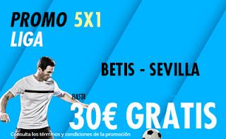 suertia promo Betis vs Sevilla 10-11-2019