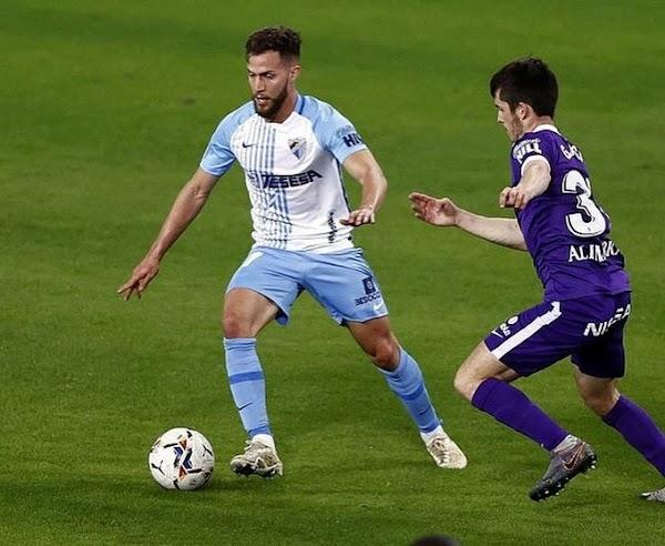 """Iván Calero - Málaga -: """"Acaba una temporada agridulce, pero sacando la parte positiva"""""""