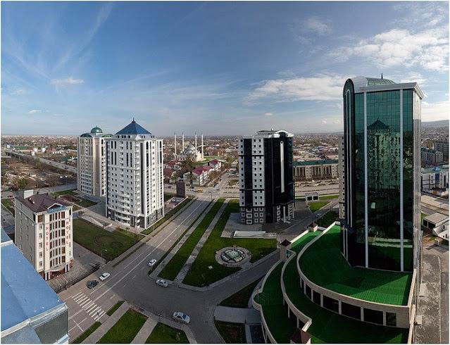 Гудермес сегодня (gorodarus.ru)