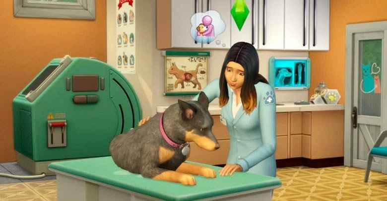 How to cure your pet in The Sims 4
