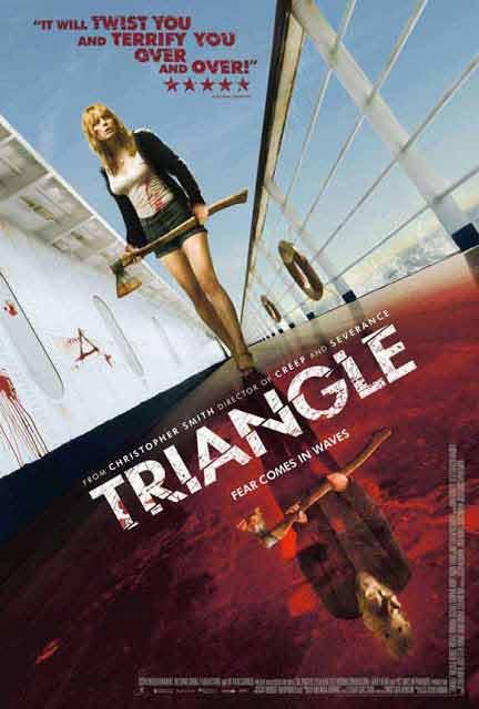 للأذكياء فقط.. أفلام يصعب فهمها واستيعابها من طرف الجمهور العادي فيلم Triangle 2009