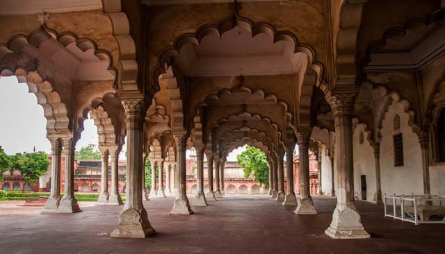 Estancias del Fuerte de Agra