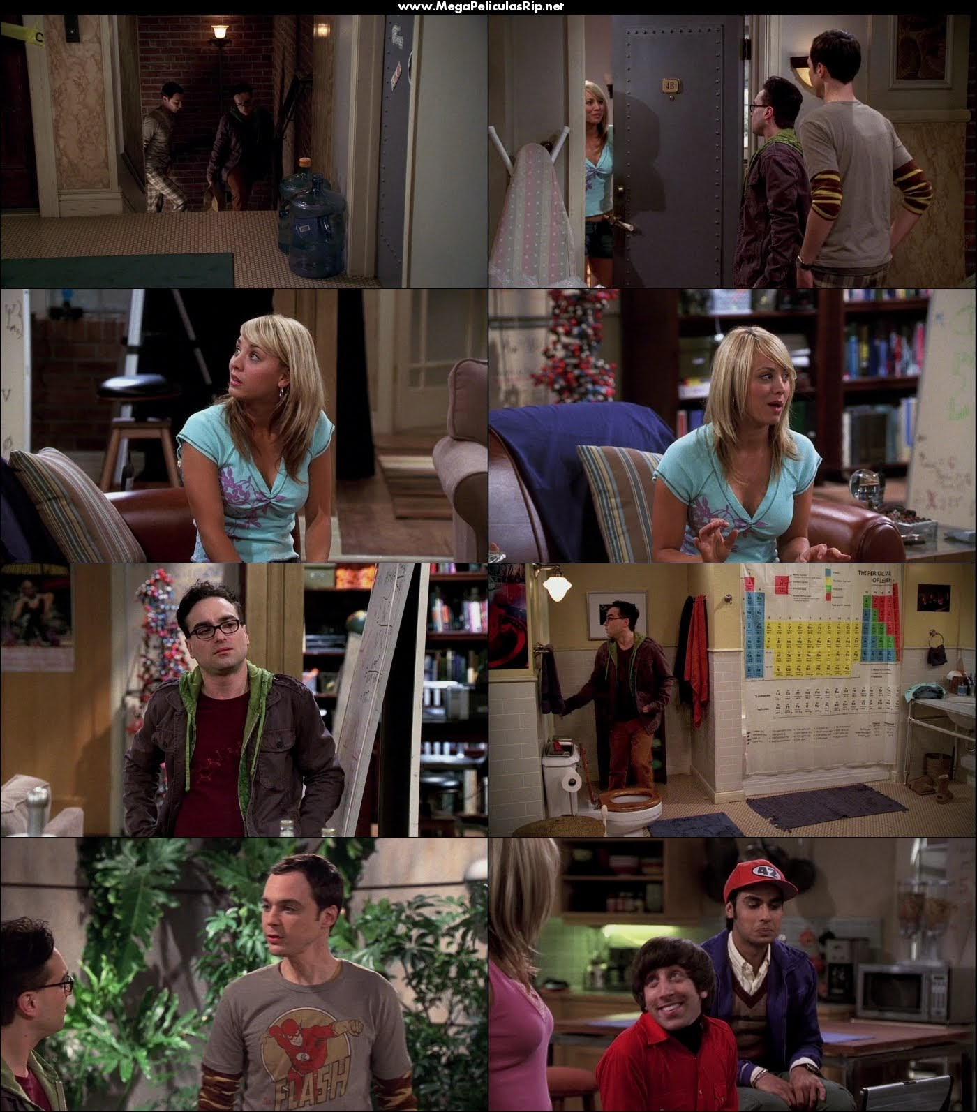 The Big Bang Theory Temporada 1 1080p Latino