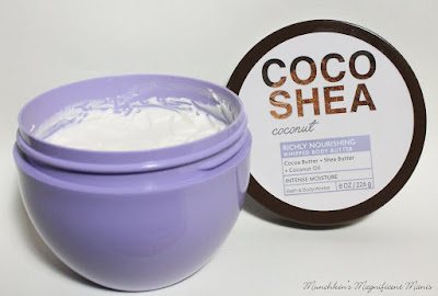 Bath and Body Works Coco Shea Coconut Body Butter