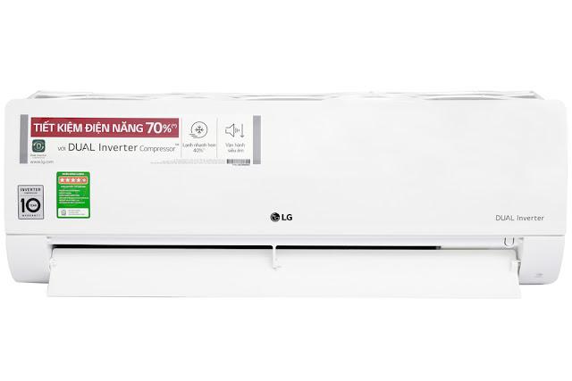 Điều hòa một chiều LG Inverter 1 HP V10ENF