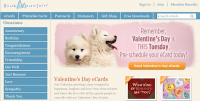 graphic relating to Blue Mountain Printable Cards identified as Checklist of The Least complicated Web-sites: Greatest Perfect Totally free Greetings Ecards Web-sites