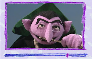 The count brushes his teeth while counting to 6. Sesame Street Elmo's World Teeth Video E-Mail
