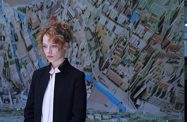 Paula Beer como Undine. Foto de Golem Distribución.