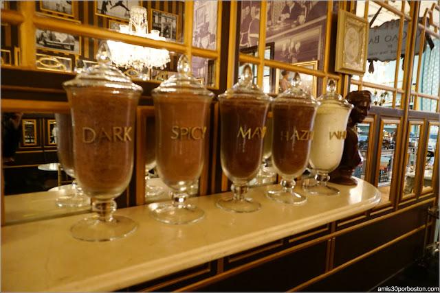 Chocolatería MarieBelle, Nueva York