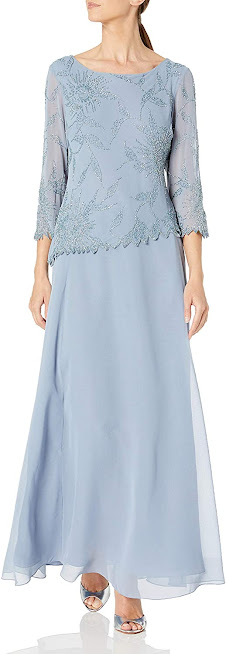 Beautiful Mother of The Bride and Groom Dresses For Winter & Fall