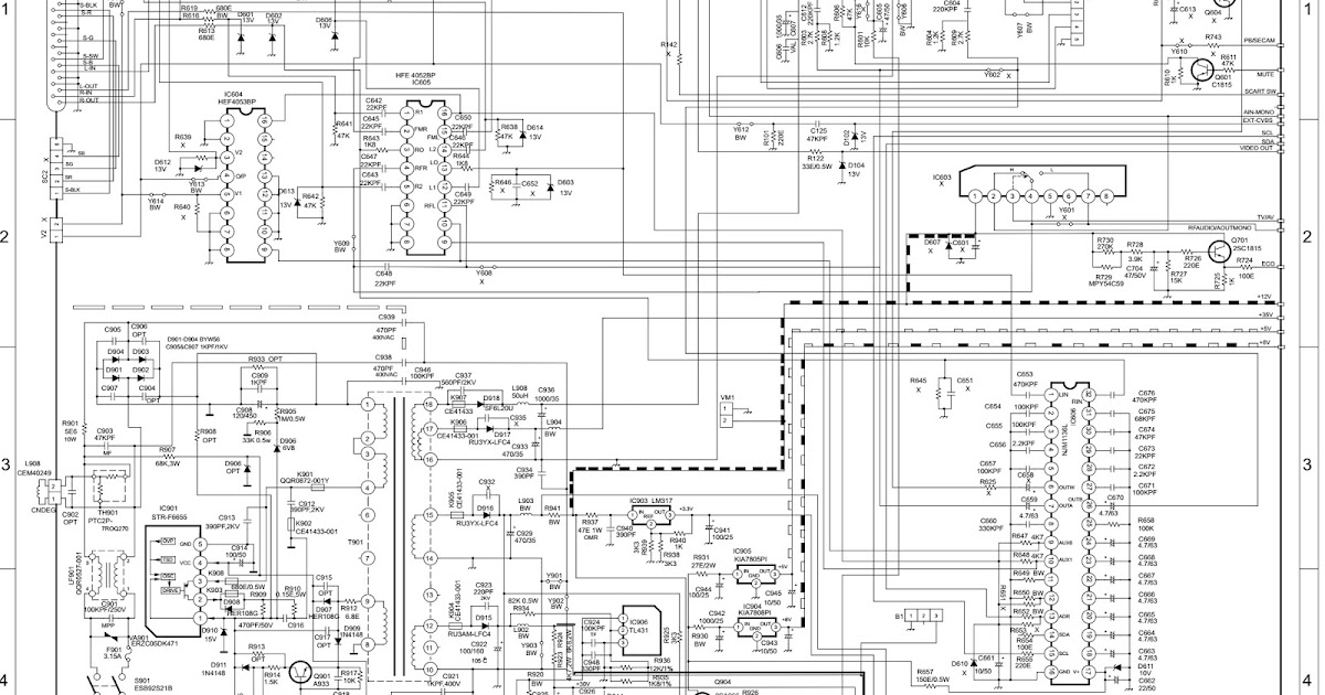 A Wiring Diagram Vs Schematic
